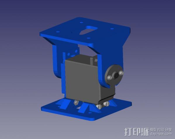 REPYZ模块 3D模型  图9