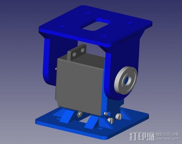 REPYZ模块 3D模型  图11