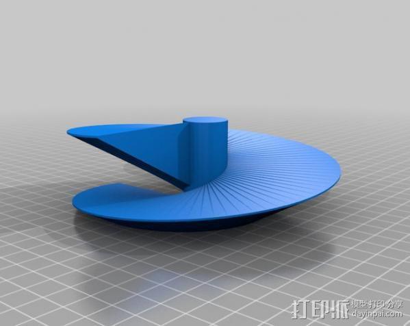螺旋钻 3D模型  图5