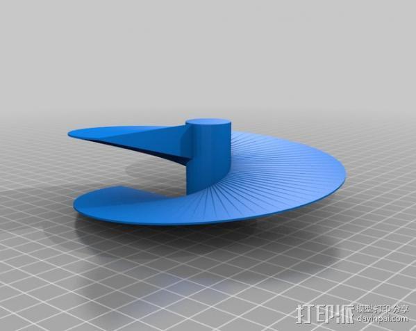 螺旋钻 3D模型  图6