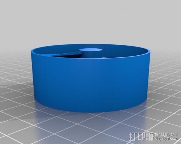 螺旋钻 3D模型  图8