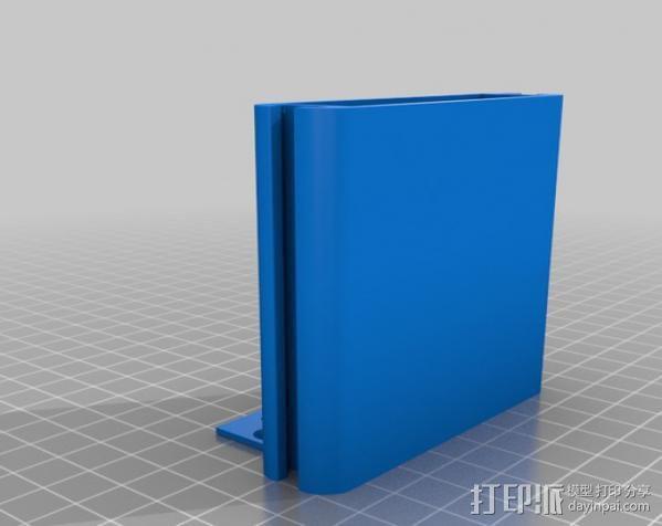 文件概要夹 3D模型  图2