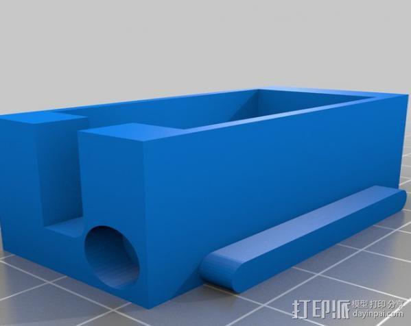 手指传感器 3D模型  图4