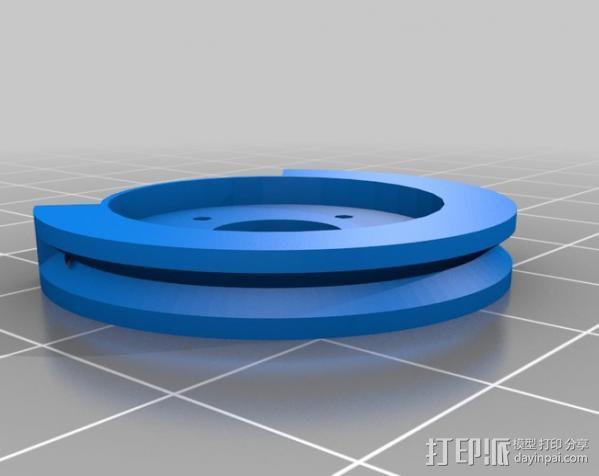 手指传感器 3D模型  图5