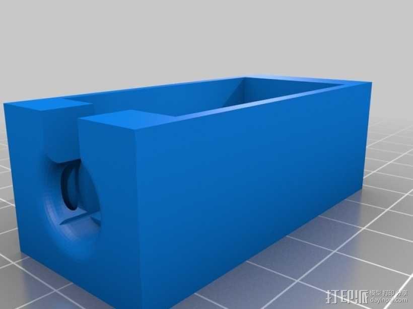 手指传感器 3D模型  图3