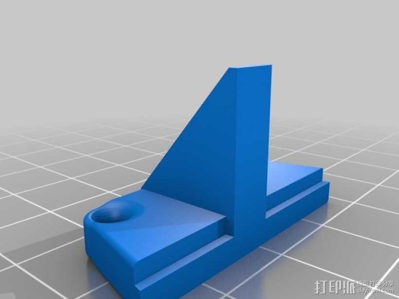 手指传感器 3D模型  图2