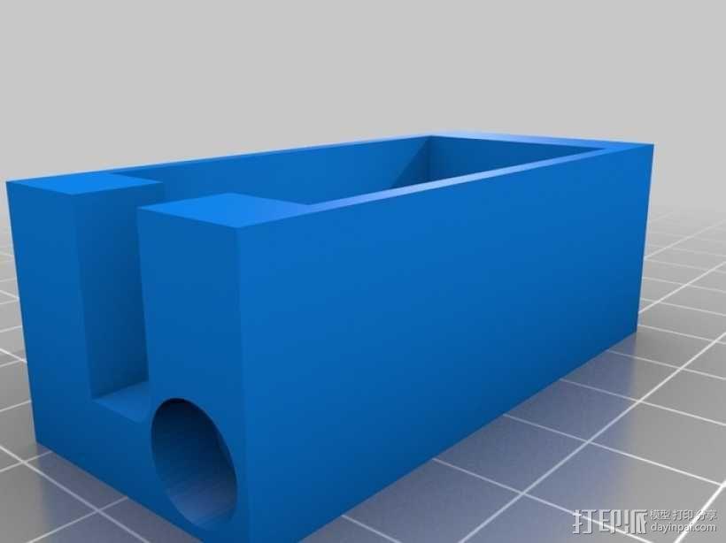 手指传感器 3D模型  图8