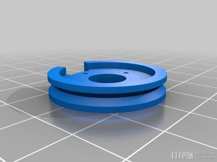 手指传感器 3D模型  图14