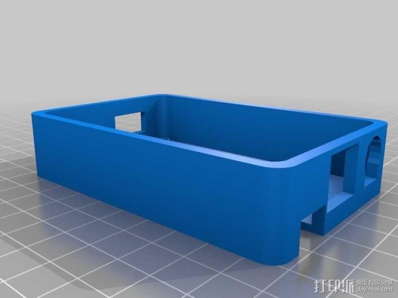 暗箱 3D模型  图1