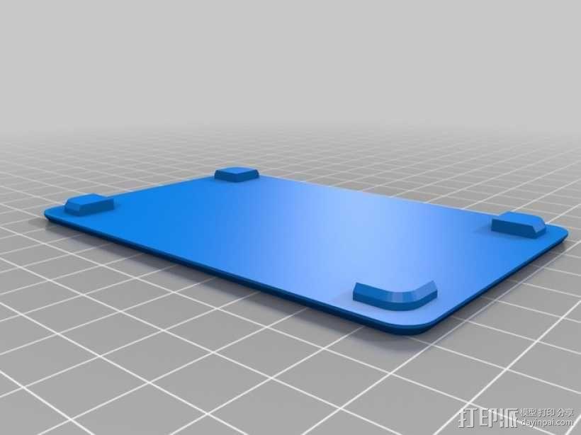 暗箱 3D模型  图2