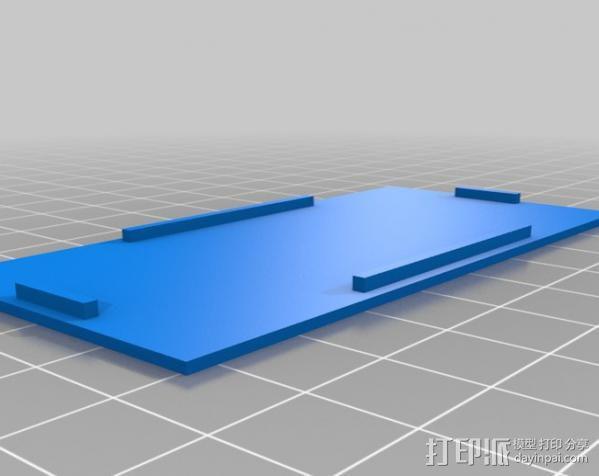 串行LCD 3D模型  图6