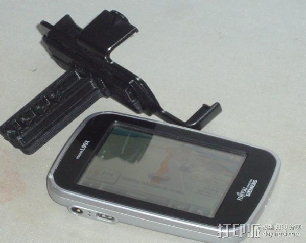 GPS汽车排气马达 3D模型  图5