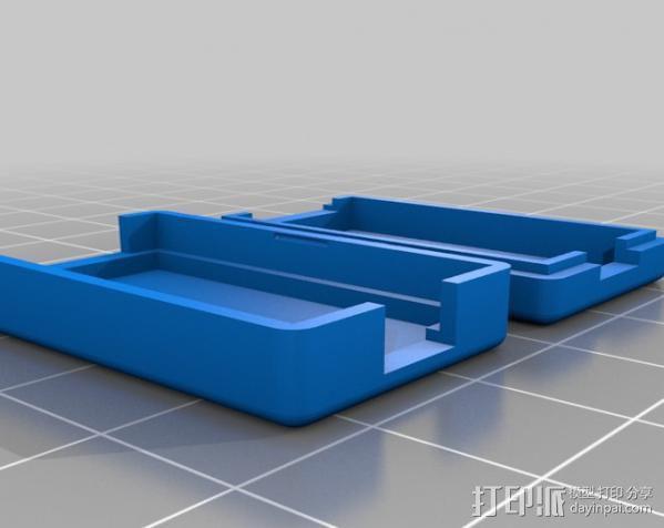 保护壳 3D模型  图3