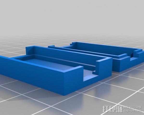 保护壳 3D模型  图5