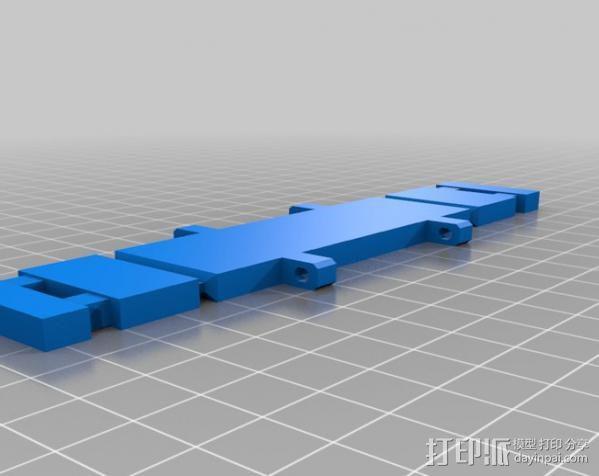 自动滚轴器 3D模型  图6