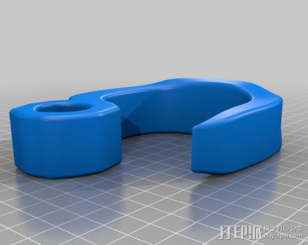 钩子 3D模型  图5
