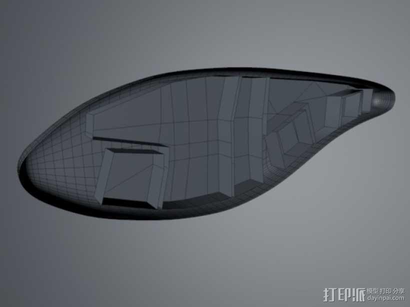 抽板 3D模型  图8