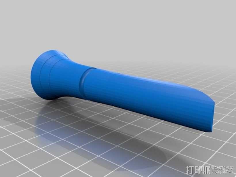 乐器 3D模型  图3