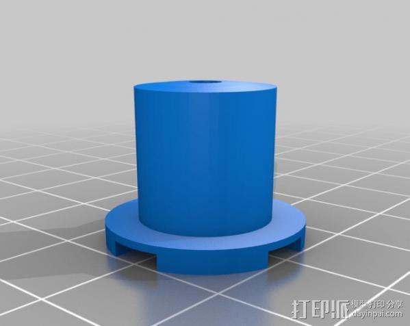 安卓玩具 3D模型  图2