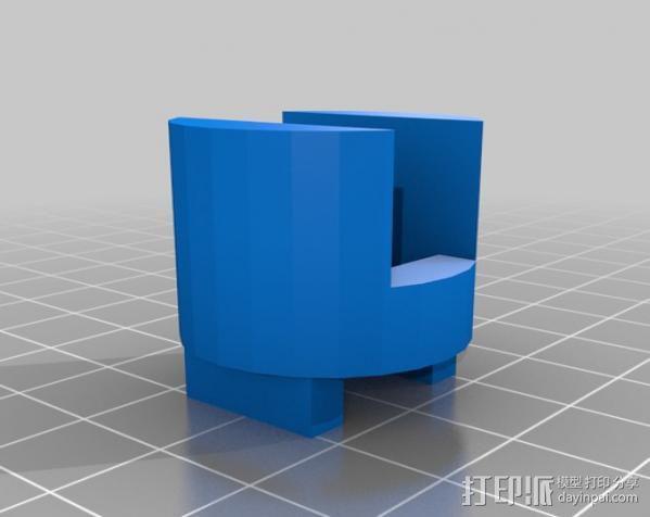 安卓玩具 3D模型  图3