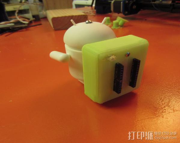 安卓玩具 3D模型  图5