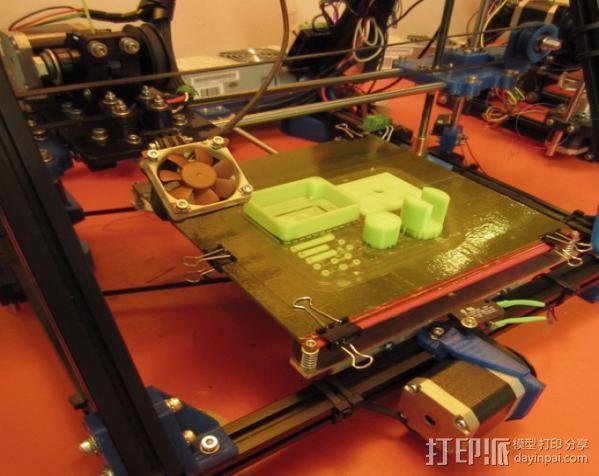安卓玩具 3D模型  图9
