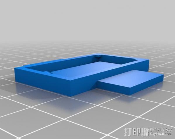 迷你架子 3D模型  图2