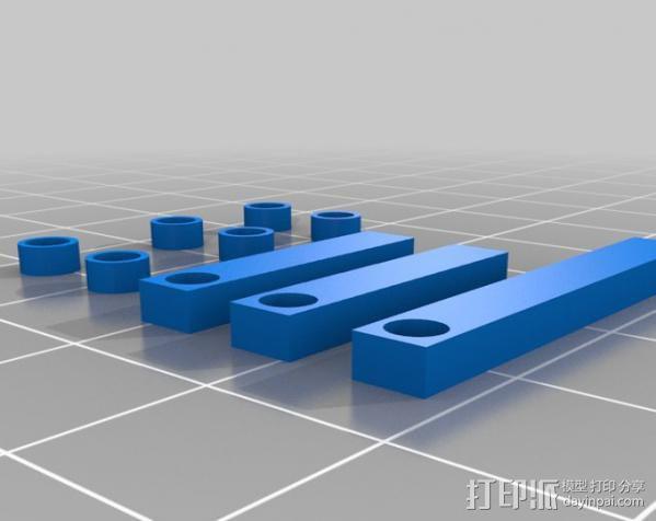 迷你外壳 3D模型  图3