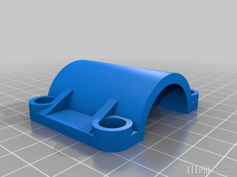 支架 3D模型  图12