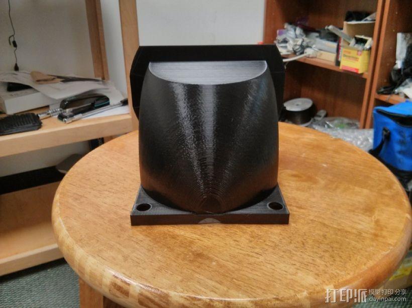 冷风导管 3D模型  图8