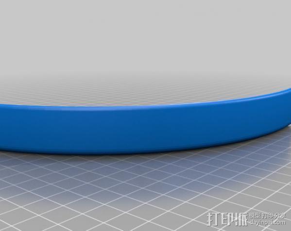 摩托车防护器 3D模型  图3