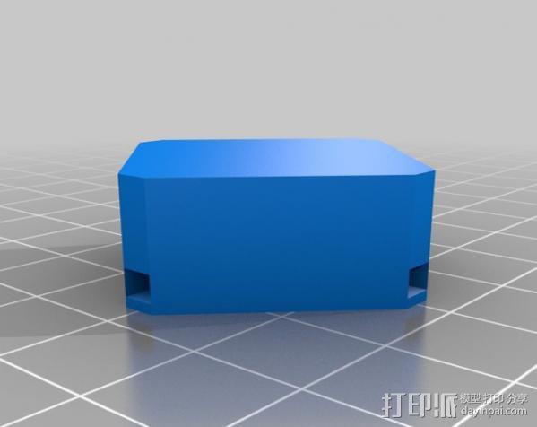 替代框架 3D模型  图2