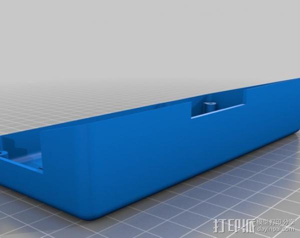 控制器 3D模型  图3