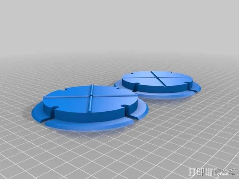 自定义线圈 3D模型  图5