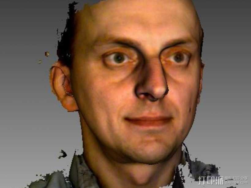 1.09 3D扫描仪 3D模型  图1