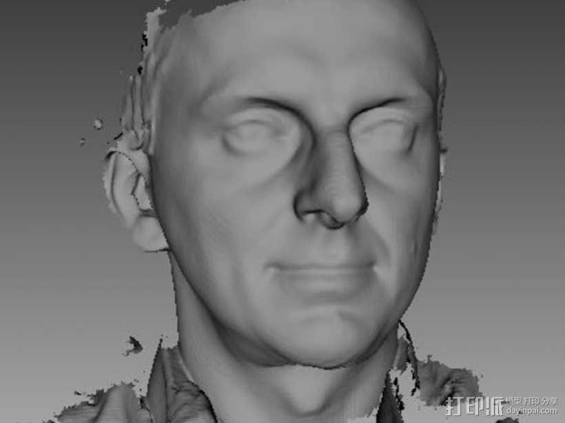 1.09 3D扫描仪 3D模型  图2