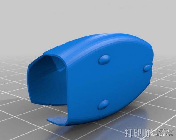 口袋大小的Qwad 3D模型  图4