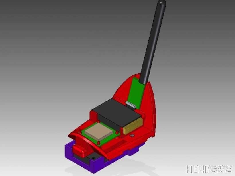 APM 2.5 3D模型  图4