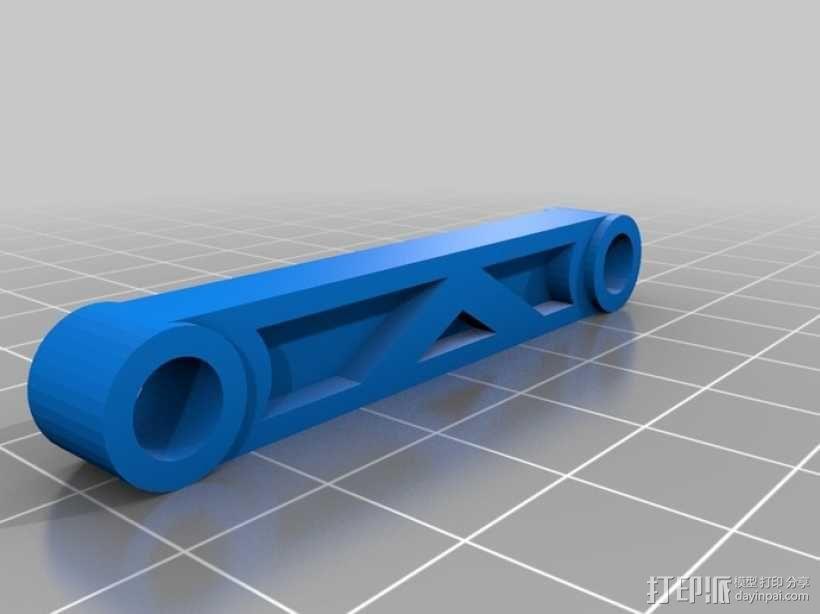 臂抓 3D模型  图11
