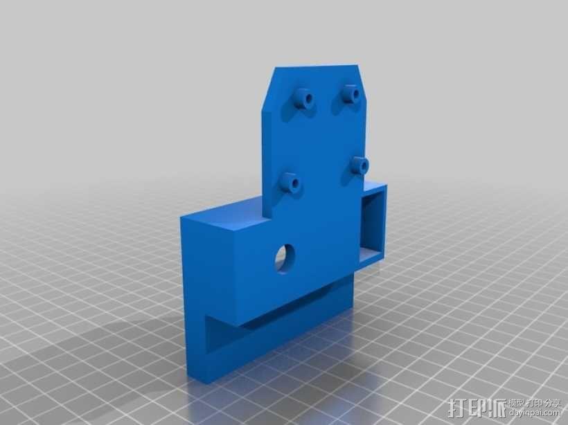 臂抓 3D模型  图13