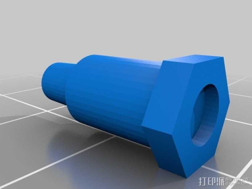 臂抓 3D模型  图20