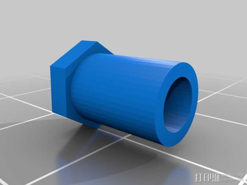 臂抓 3D模型  图19