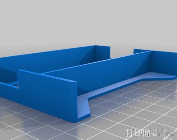 电力供应盒 3D模型  图5
