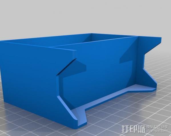 电力供应盒 3D模型  图6