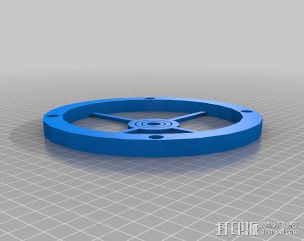 变速杆 3D模型  图4