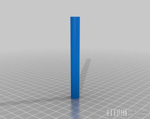 变速杆 3D模型  图14