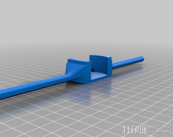 变速杆 3D模型  图19
