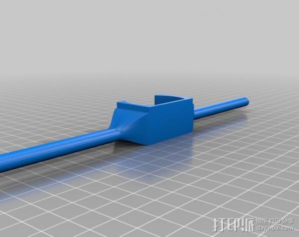 变速杆 3D模型  图17