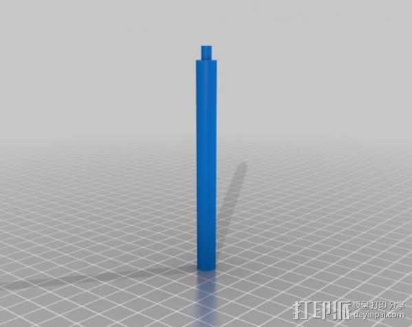 变速杆 3D模型  图18