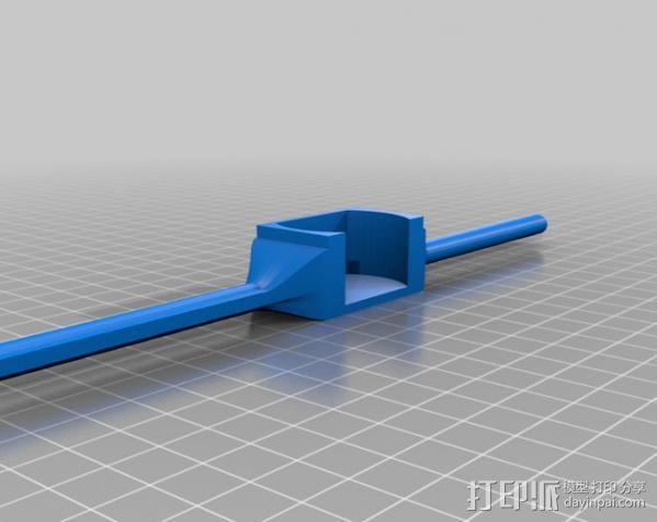 变速杆 3D模型  图21